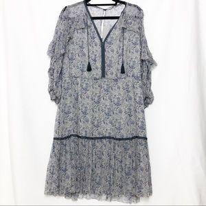 Elie Tahari Boho style dress